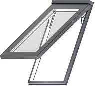 Мансардное окно Rehau